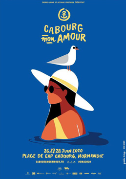 N°34 Cabourg mon Amour ​​​​​​​Quentin Monge